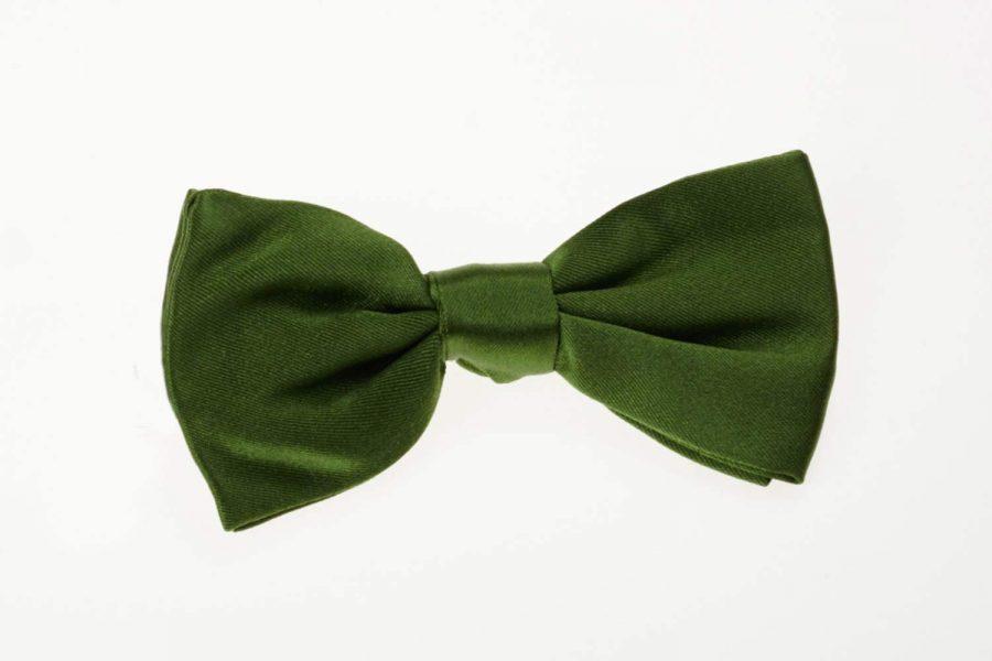 Σατινέ Παπιγιόν Πράσινο | Andrew's Ties