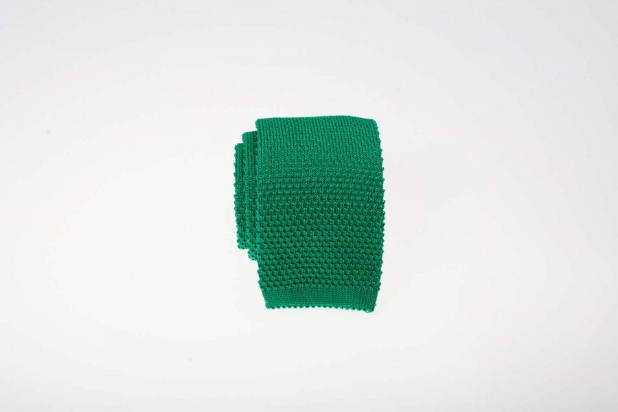 Γραβάτα Πράσινη Μετάξι | Andrew's Ties